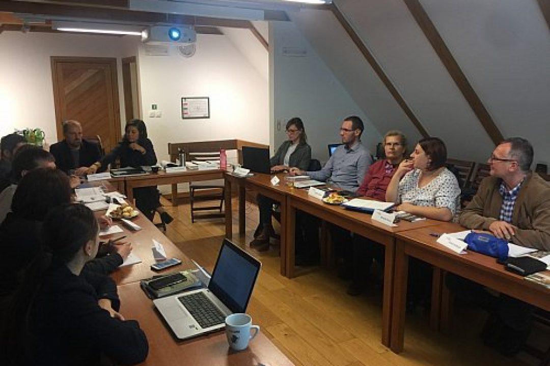 11th Steering Group Meeting