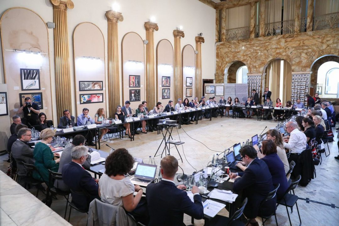 The Joint Meeting of the EUSDR National Coordinators and Priority Area Coordinators